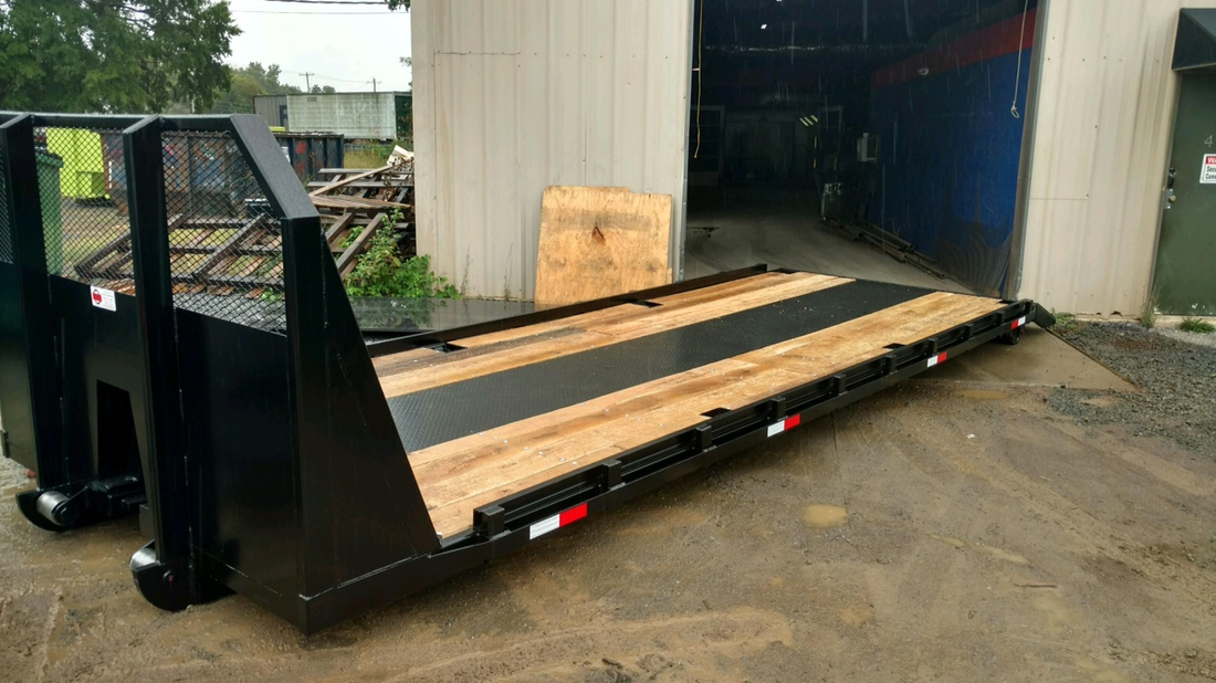 Roll Off Flat Bed Prime7 Industrial Inc
